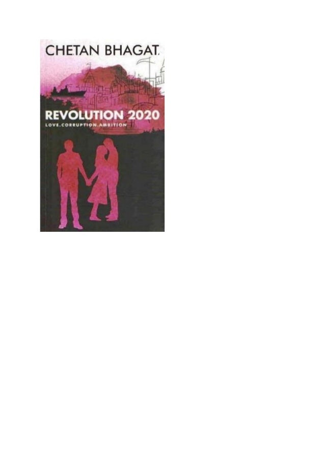 chetan bhagat new book revolution 2020 pdf free