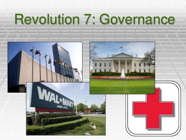 Revolution 7: Governance