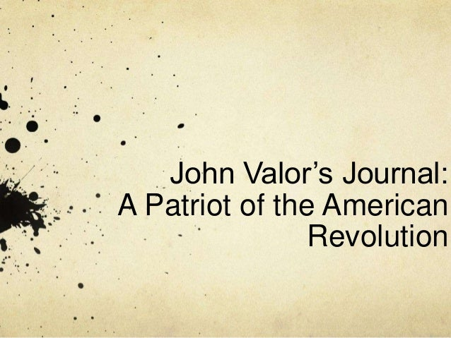 Revolutionary voices from the american revo