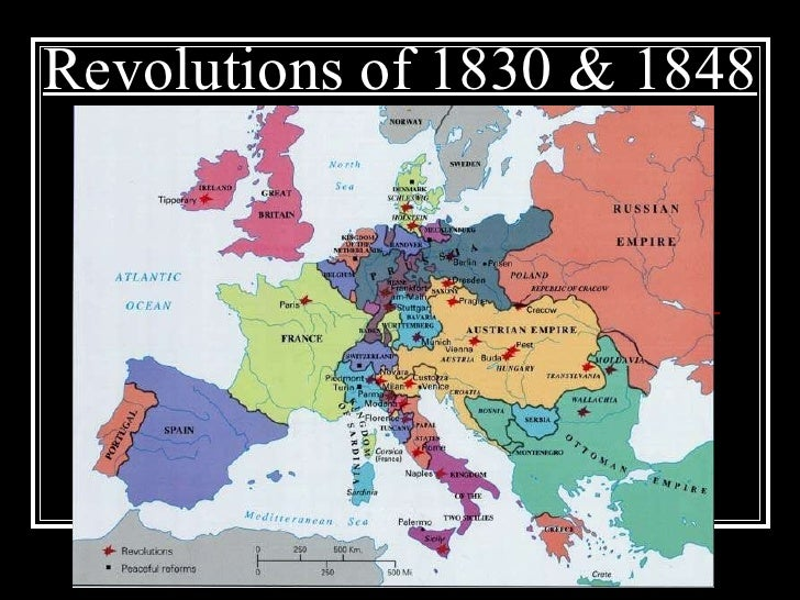 european revolutions of 1848 essay If the revolutions of 1848 had succeeded and at that turning point in history,  europe had turned, how might history and the modern day be diff.