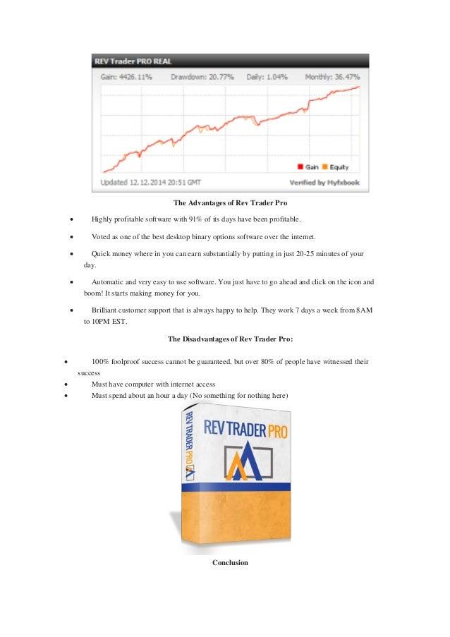 Binary trader reviews