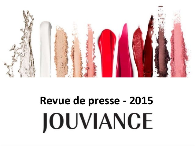 Revue de presse - 2015