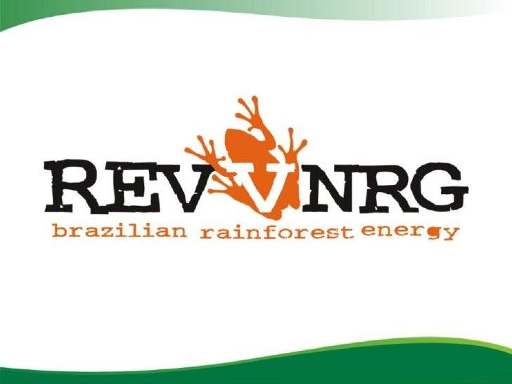 RevvNRG Plano de Marketing 2011