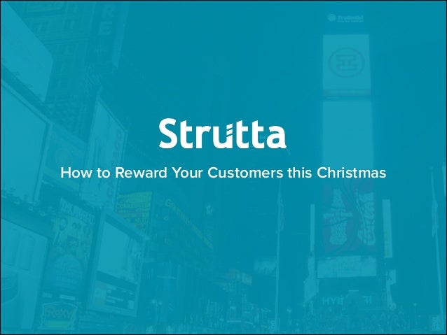 How to Reward Your Customers this Christmas
