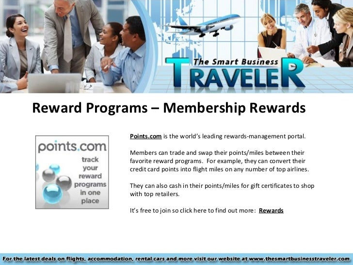 Multi-National Corporate Rewards Program