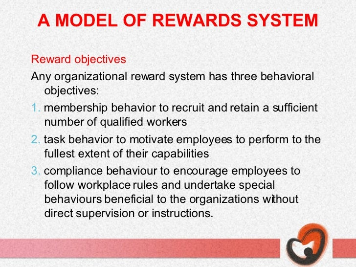 organisational reward systems essay Punishment and reward systems in the tools you need to write a quality essay or term and practices are generally an important aspect of the organisational.