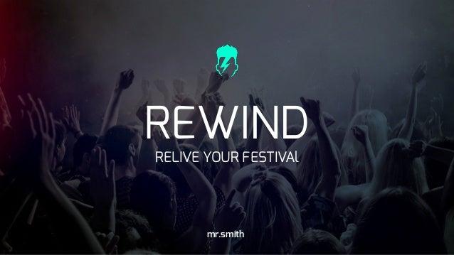 Winning Hack - Rewind, relive your festival \ AnalogFolk Hack Festival