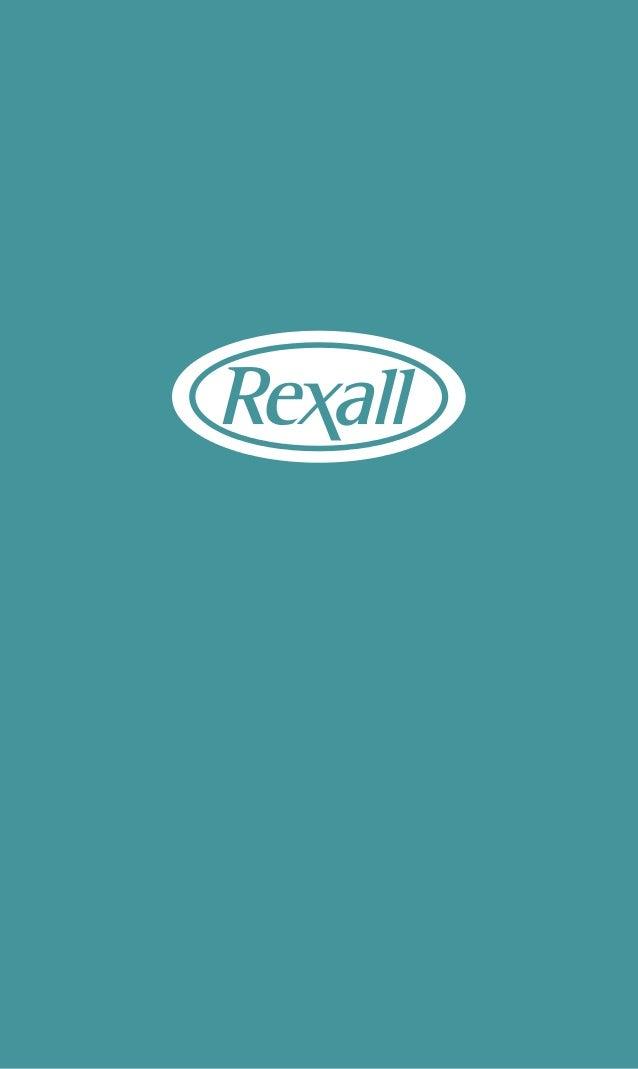 Rexall Campus Recruitment Brochure