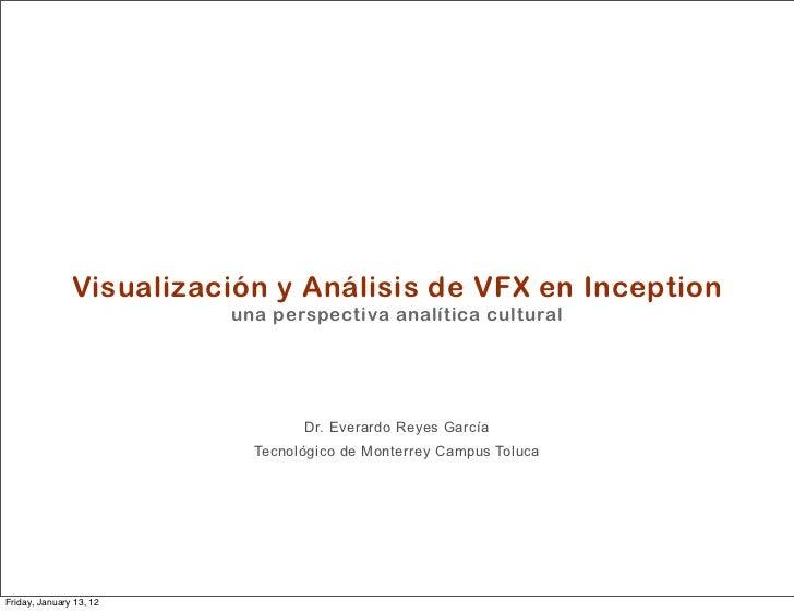 Visualización y Análisis de VFX en Inception                         una perspectiva analítica cultural                   ...
