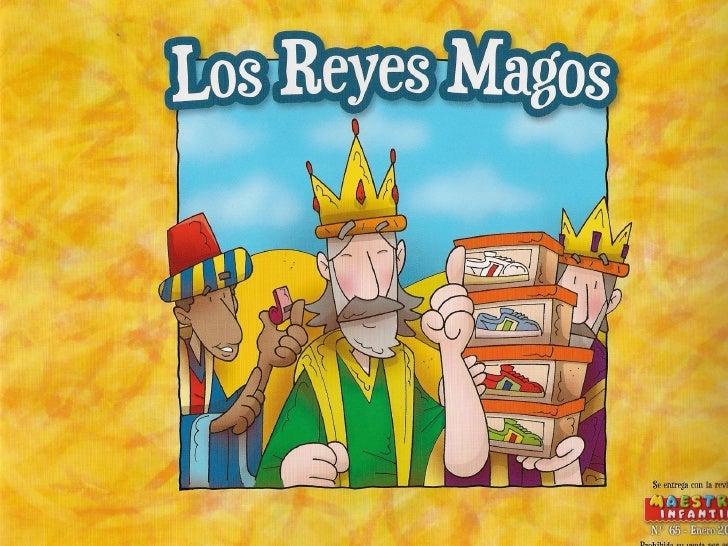 Cuento de los Reyes Magos