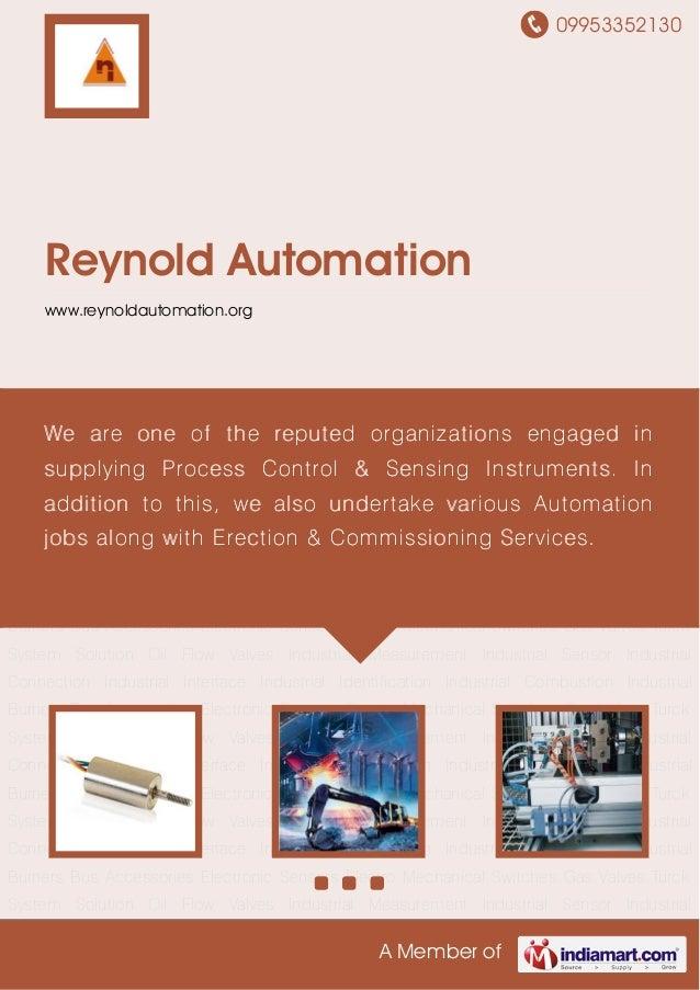 09953352130A Member ofReynold Automationwww.reynoldautomation.orgIndustrial Measurement Industrial Sensor Industrial Conne...