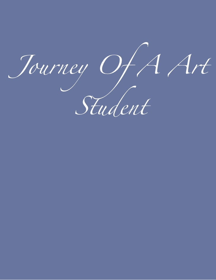 Journey Of A Art    Student