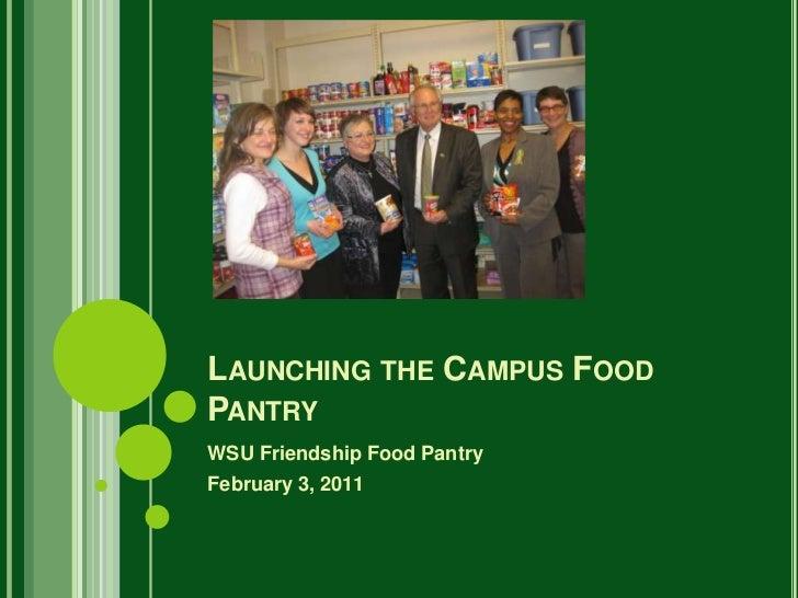 2011 Wright State University Impact Presenation