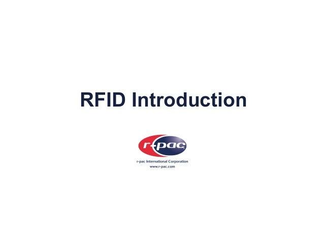 RFID Introduction®