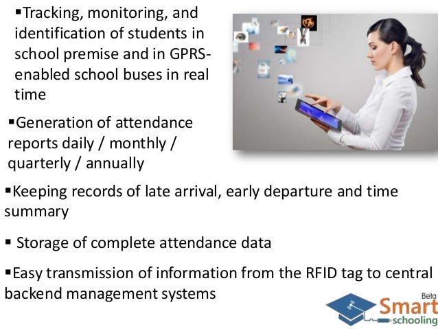rfid student attendance monitoring and notification system Events attendance monitoring system using biometrics and sms  problems with regards to monitoring the attendance of the students during school's activities .
