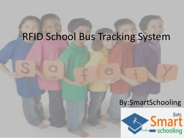 Bus Tracking System Ppt School Bus Tracking System