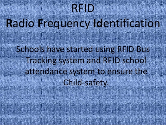 Bus Tracking System Ppt Rfid Bus Tracking System
