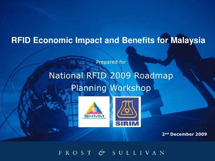 Rfid Economic Impact Presentation