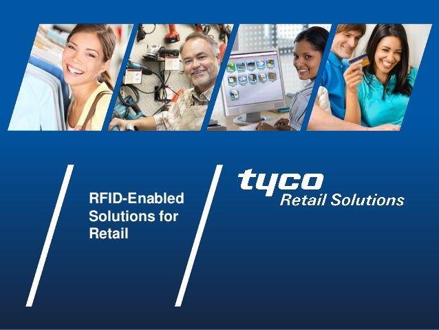 RFID-EnabledSolutions forRetail