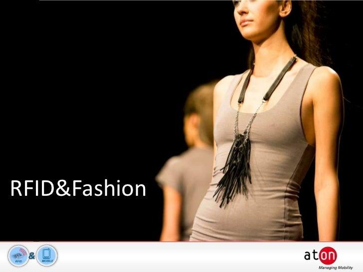 RFID&Fashion<br />