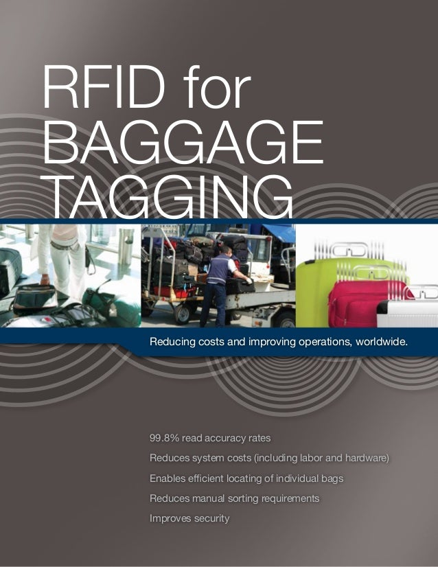 Rfid for baggage_tagging_white_paper, 2010