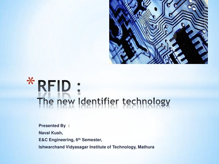 Rfid Work   Without Video