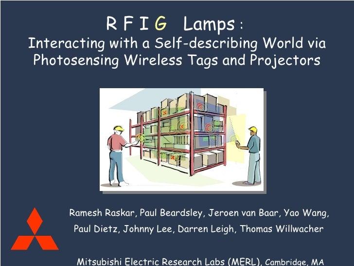 Rfig Sig04 Presentation