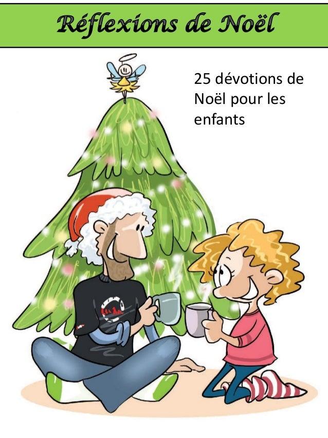 25 dévotions de Noël pour les enfants