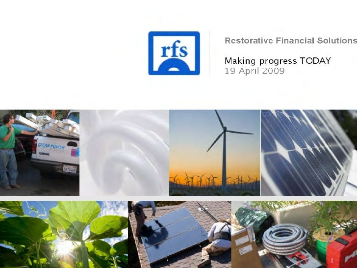 Proposal to encourage and incentivize privately financed energy efficiency improvements and distributed generation renewable energy