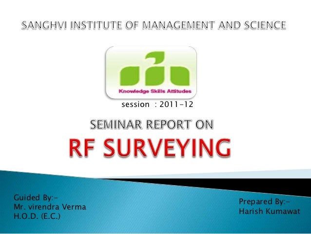 session : 2011-12Guided By:-                                         Prepared By:-Mr. virendra Verma                      ...
