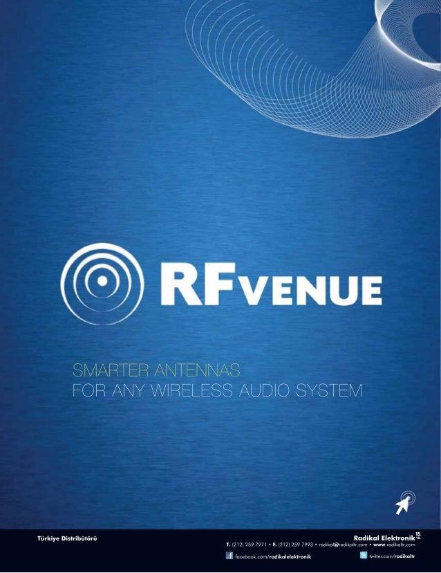 RF SPOTLIGHT ANTENNA TEST         Dipole Reference @ 50 Feet                                 RF SpotlightSince the RF Spot...