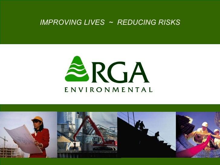 RGA Environmental
