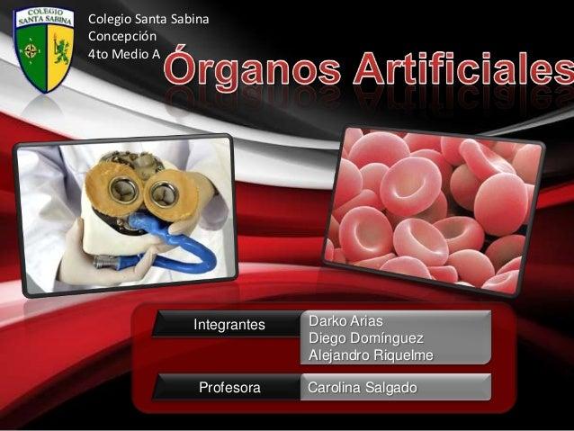 Colegio Santa SabinaConcepción4to Medio A                 Integrantes   Darko Arias                               Diego Do...
