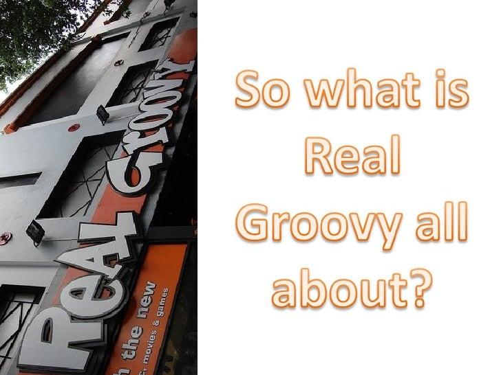 Real Groovy - jnor057