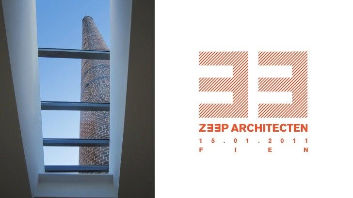 presentatie oliemolenkwartier ZEEP architecten