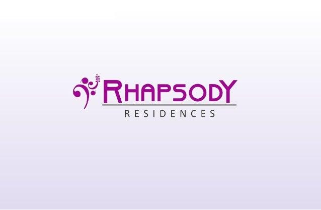 Rhapsody project brief