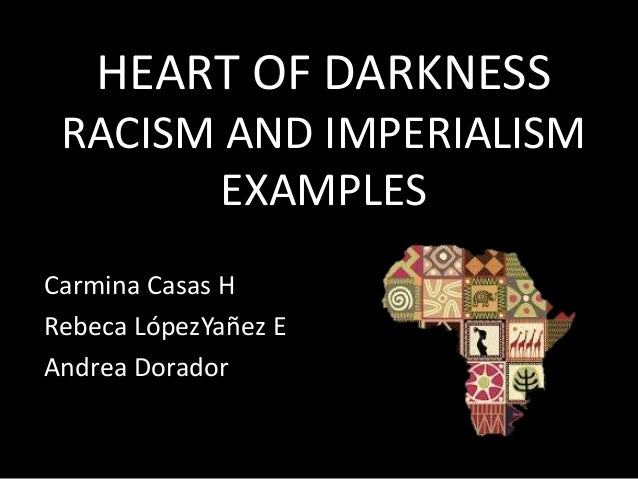 """expose of hypocrisy of imperialism in conrads heart of darkness essay Joseph conrad's heart of darkness is a novel about the human psyche  are  more likely to evidence or expose these obsessive impulses and drives  by  side, they represent """"dynamic energy [and] sterile hypocrisy, life [and] death"""" (29."""