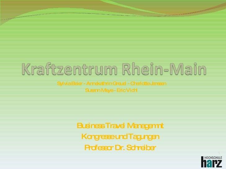 Kraftzentrum Rhein-Main