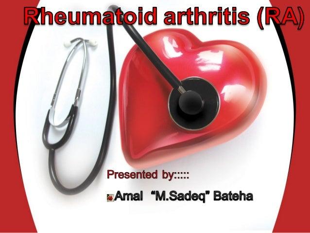 Rhemathoid arthritis RA