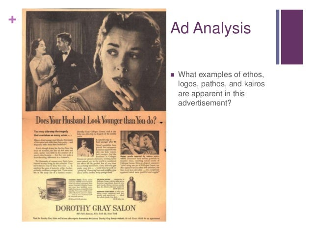 how to analyze an advertisement essay