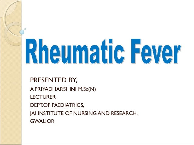 PRESENTED BY,A.PRIYADHARSHINI M.Sc(N)LECTURER,DEPT.OF PAEDIATRICS,JAI INSTITUTE OF NURSING AND RESEARCH,GWALIOR.