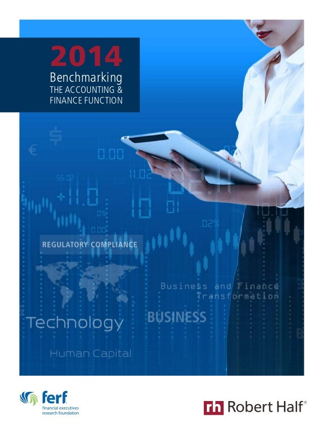 2014  Benchmarking  THE ACCOUNTING &  FINANCE FUNCTION