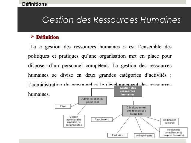 affofa les mcanismes de motivation des ressources humaines