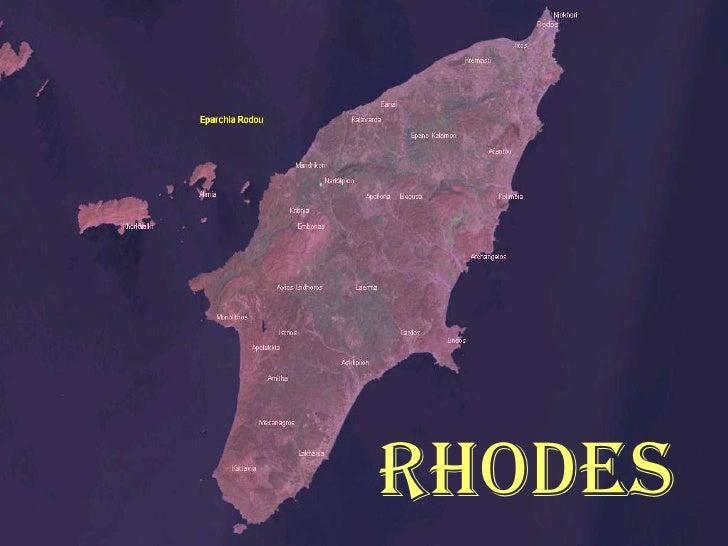 Rhodes<br />