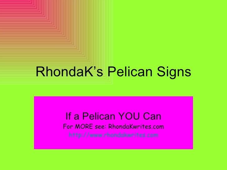 Rhonda K'S Pelican Signs Funny Bar Signs Inspirational