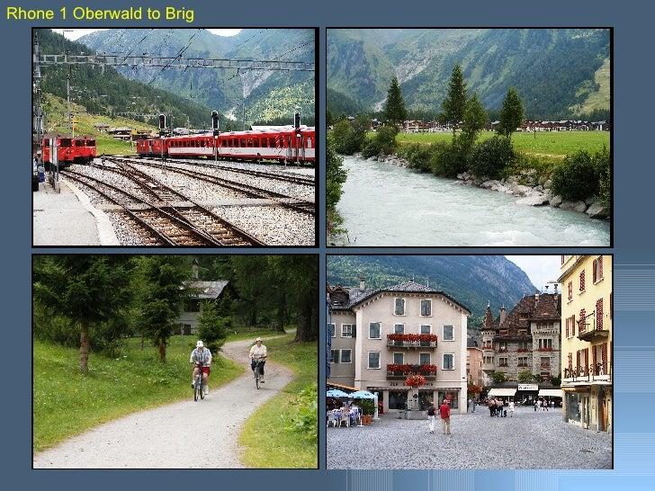 Rhone Cycling Tour 2008
