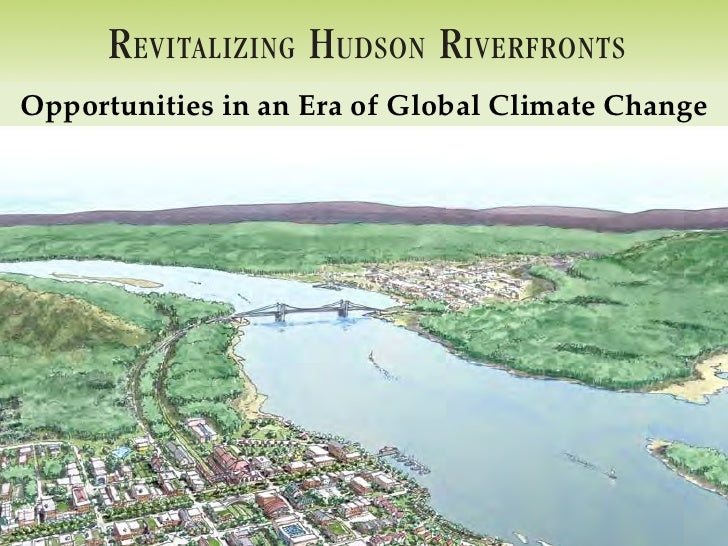 """""""Climate Change, Sea Level Rise and Sustainable Communities: Defining the Challenge and the Opportunities"""" by Sacha Spector"""