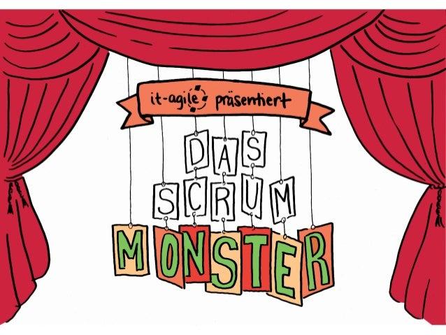 Das Scrum Monster - Eine agile Kurzgeschichte