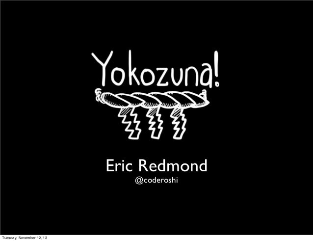Riak Search 2: Yokozuna