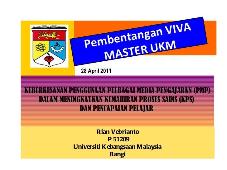 Viva master